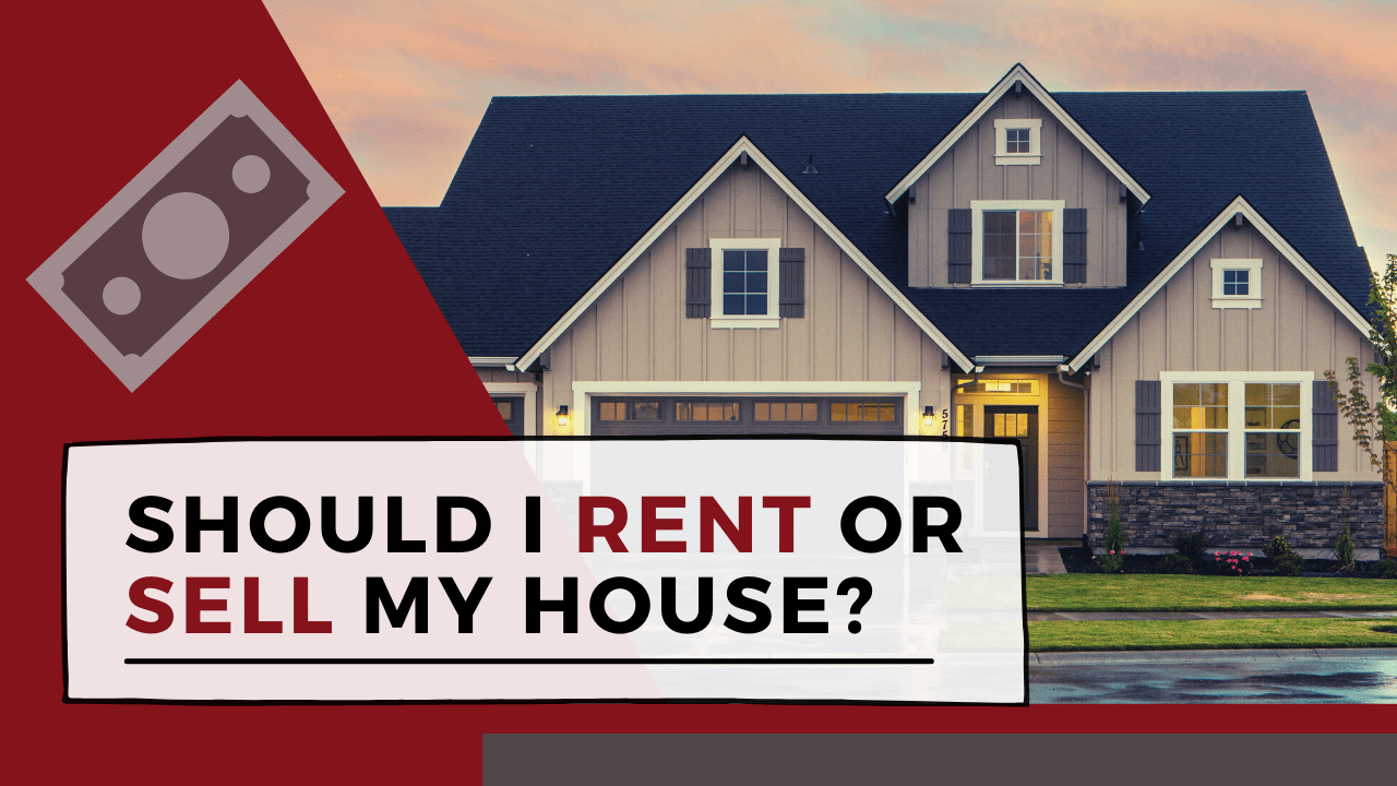 Should I Rent or Sell My House in Lakewood, CO - Article Banner